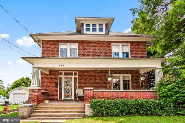 122 W Forrest Avenue, SHREWSBURY, PA 17361 (#PAYK141718) :: CENTURY 21 Core Partners