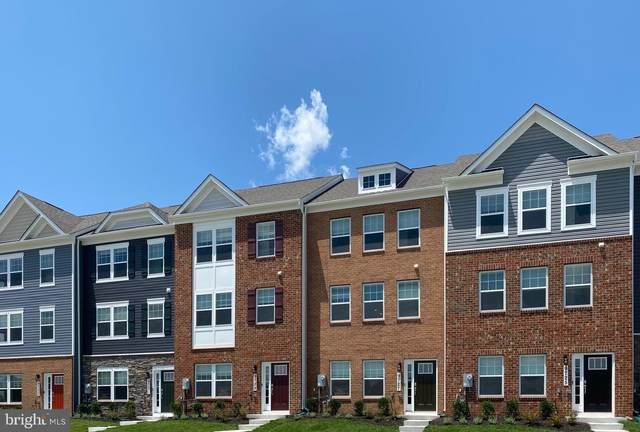 9710 Ruby Lockhart Boulevard, MITCHELLVILLE, MD 20721 (#MDPG574744) :: The Redux Group