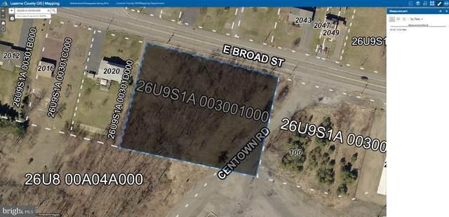 0 E. Broad Street, HAZLETON, PA 18201 (#PALU103412) :: LoCoMusings