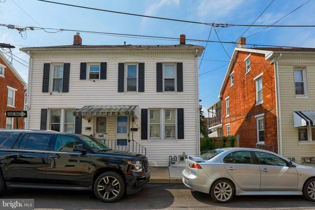 106 W 6TH Avenue, YORK, PA 17404 (#PAYK141730) :: ExecuHome Realty