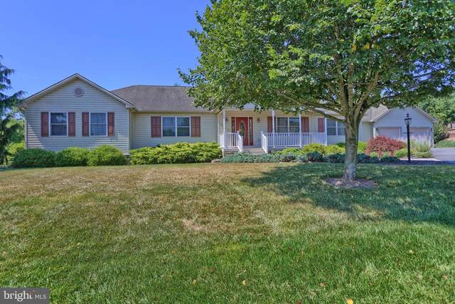1618 Fox Hollow Road, MECHANICSBURG, PA 17055 (#PACB125810) :: Certificate Homes