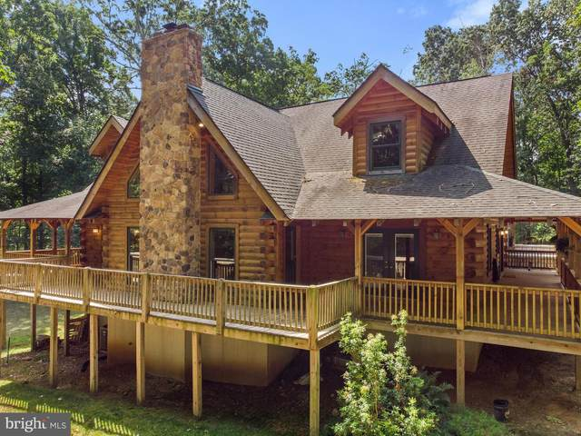 4020 Millwood Road, BOYCE, VA 22620 (#VACL111612) :: RE/MAX 1st Realty