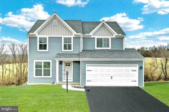 521 Jared Way, NEW HOLLAND, PA 17557 (#PALA166802) :: TeamPete Realty Services, Inc