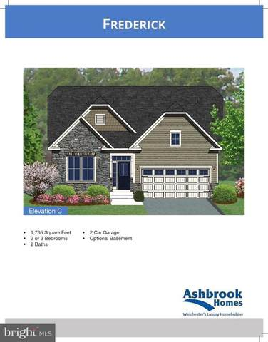 Lot 11 Amberfield Court, WINCHESTER, VA 22602 (#VAFV158662) :: ExecuHome Realty