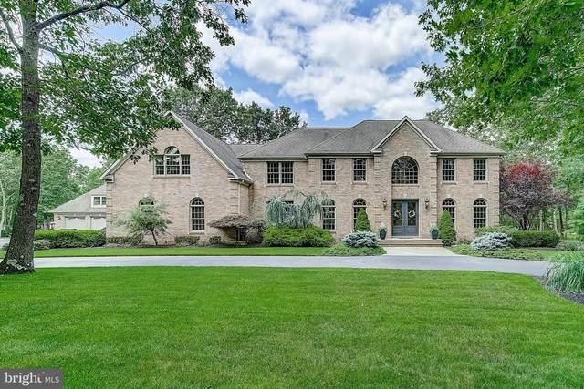 9 Harmony Court, VINCENTOWN, NJ 08088 (#NJBL377114) :: Linda Dale Real Estate Experts