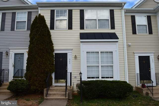 943 Longview Lane, CULPEPER, VA 22701 (#VACU142022) :: Blackwell Real Estate