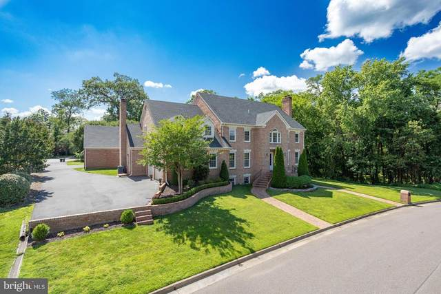 9370 Mount Vernon Circle, ALEXANDRIA, VA 22309 (#VAFX1142416) :: AJ Team Realty