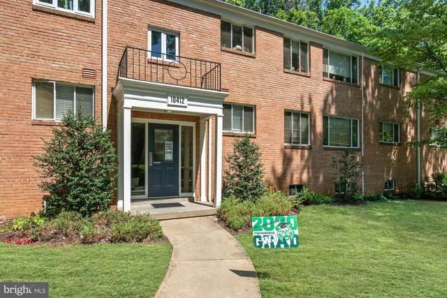10412 Montrose Avenue M-203, BETHESDA, MD 20814 (#MDMC716942) :: The Riffle Group of Keller Williams Select Realtors