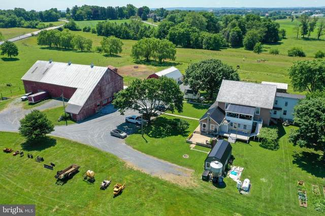 860 Hartman Station Road, LANCASTER, PA 17601 (#PALA166838) :: The Joy Daniels Real Estate Group