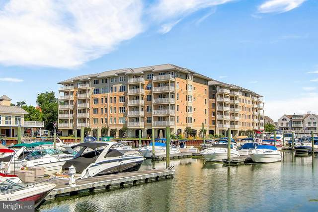 555 Concord Street 2J, HAVRE DE GRACE, MD 21078 (#MDHR249388) :: The Putnam Group