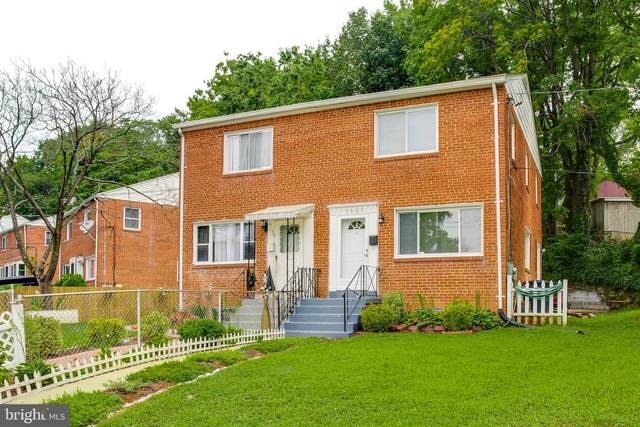 5401 67TH Avenue, RIVERDALE, MD 20737 (#MDPG574878) :: The Denny Lee Team