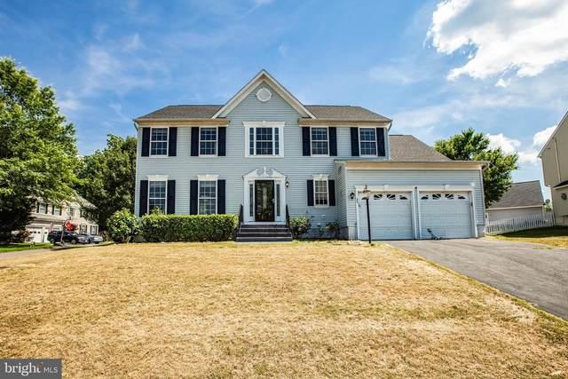 33 Basalt Drive, FREDERICKSBURG, VA 22406 (#VAST223964) :: Debbie Dogrul Associates - Long and Foster Real Estate