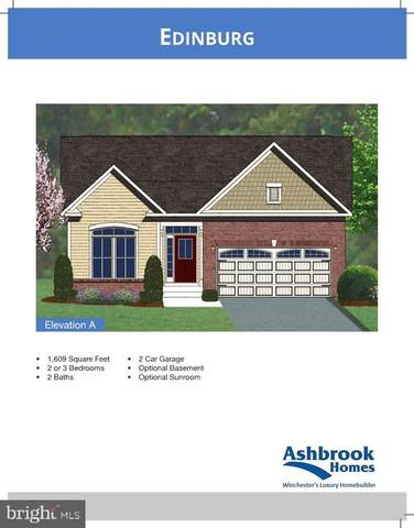 Lot 12 Amberfield Court, WINCHESTER, VA 22602 (#VAFV158670) :: ExecuHome Realty