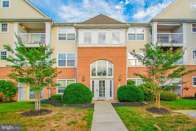 1303-K Sheridan Place #64, BEL AIR, MD 21015 (#MDHR249396) :: Crossman & Co. Real Estate