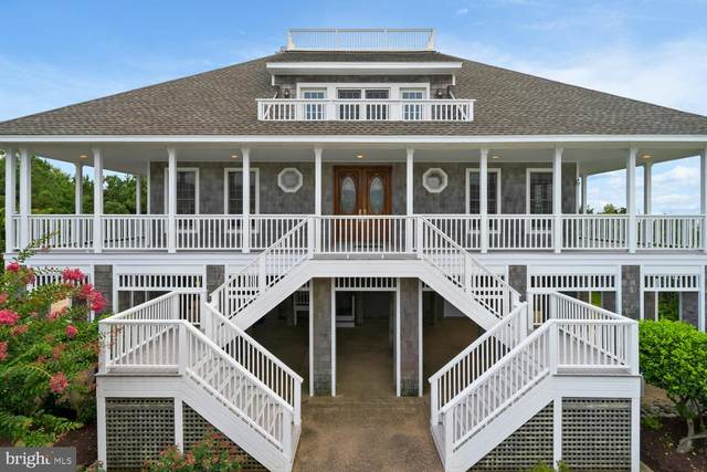 33 Hall Avenue, REHOBOTH BEACH, DE 19971 (#DESU164976) :: Barrows and Associates