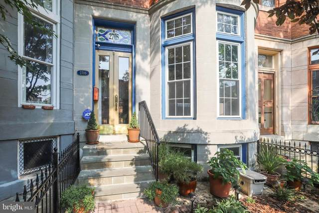 2705 Saint Paul Street, BALTIMORE, MD 21218 (#MDBA517546) :: SURE Sales Group