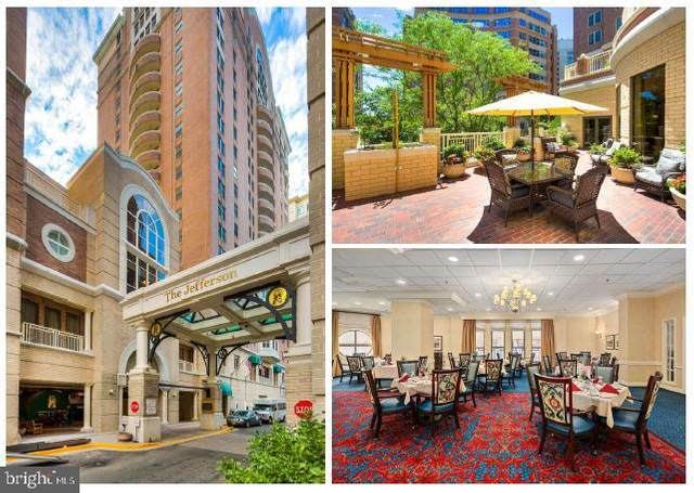 900 Taylor Street #2105, ARLINGTON, VA 22203 (#VAAR166278) :: Ultimate Selling Team
