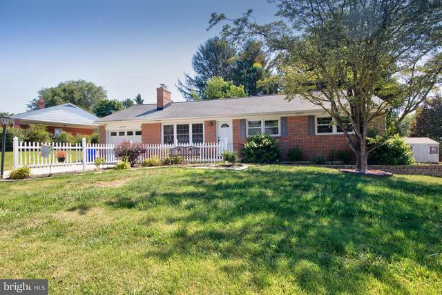 611 Beretta Way, BEL AIR, MD 21015 (#MDHR249404) :: ExecuHome Realty