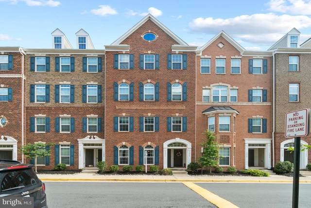 13676 Endeavour Drive 19G, HERNDON, VA 20171 (#VAFX1142608) :: The Putnam Group