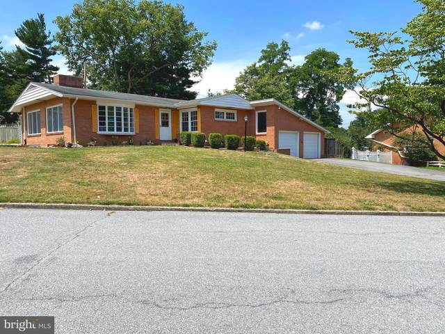 13552 Donnybrook Drive, HAGERSTOWN, MD 21742 (#MDWA173528) :: John Smith Real Estate Group