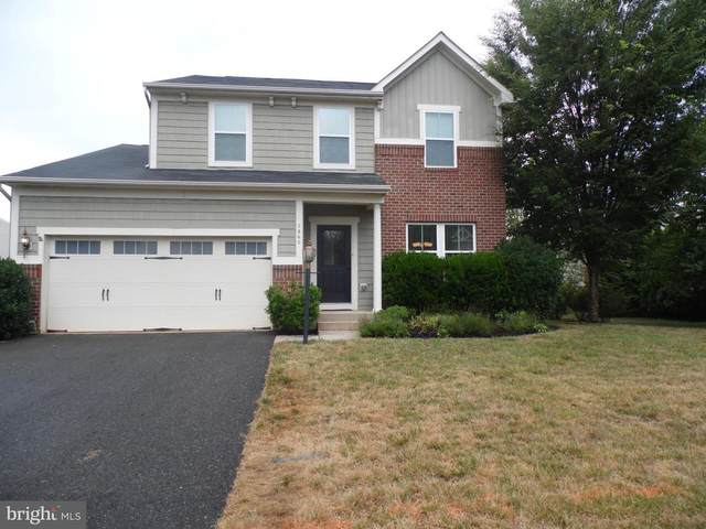 7360 Lake Willow Court, WARRENTON, VA 20187 (#VAFQ166400) :: Arlington Realty, Inc.