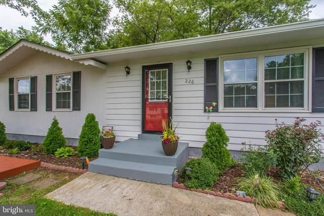 226 Austin Drive, STAFFORD, VA 22556 (#VAST223992) :: John Lesniewski | RE/MAX United Real Estate