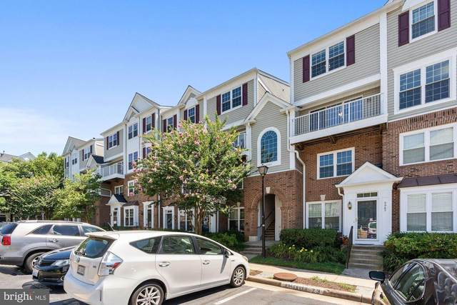 5985-F Terrapin Place #304, ALEXANDRIA, VA 22310 (#VAFX1142742) :: Tom & Cindy and Associates
