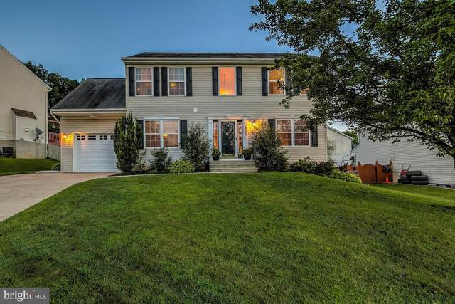 4173 Plowshare Court, HAMPSTEAD, MD 21074 (#MDCR198216) :: John Lesniewski | RE/MAX United Real Estate