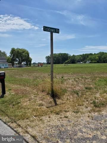 0 Ticktown Road, STOCKTON, MD 21864 (#MDWO115318) :: LoCoMusings