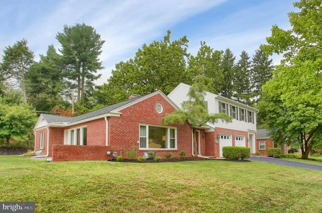 350 N 25TH Street, CAMP HILL, PA 17011 (#PACB125892) :: The Joy Daniels Real Estate Group