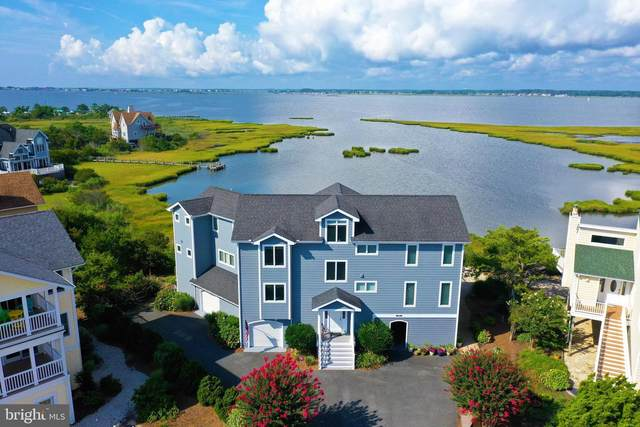 40081 Oceanside Drive, FENWICK ISLAND, DE 19944 (#DESU165040) :: BayShore Group of Northrop Realty