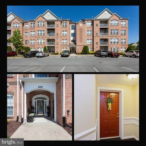 4502 Dunton Terrace 8502C, PERRY HALL, MD 21128 (#MDBC500558) :: Tessier Real Estate