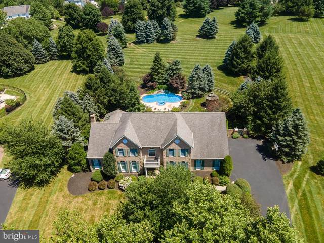 4743 Frost Lane, DOYLESTOWN, PA 18902 (#PABU502092) :: Shamrock Realty Group, Inc