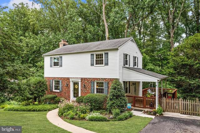 10089 Maplewood Drive, ELLICOTT CITY, MD 21042 (#MDHW282630) :: The Miller Team