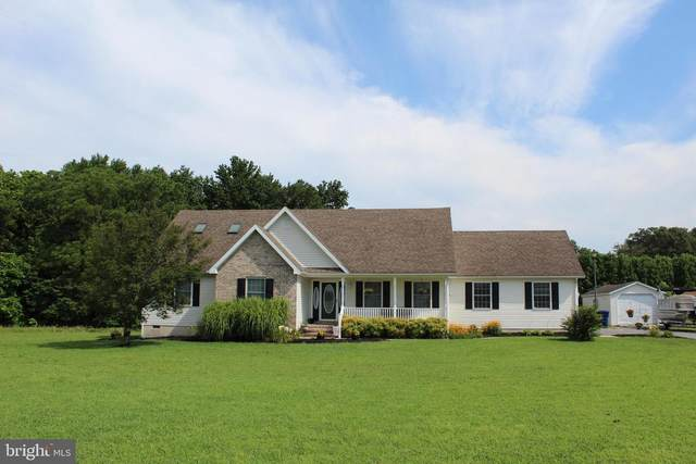 11543 Baker Mill Road, SEAFORD, DE 19973 (#DESU165054) :: RE/MAX Coast and Country
