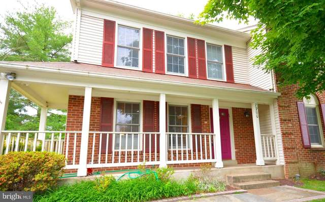 7900 Jensen Place, BETHESDA, MD 20817 (#MDMC717216) :: Great Falls Great Homes
