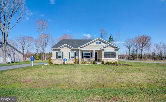 Lot 2 Jerrico Road, LINCOLN, DE 19960 (#DESU165058) :: RE/MAX Coast and Country