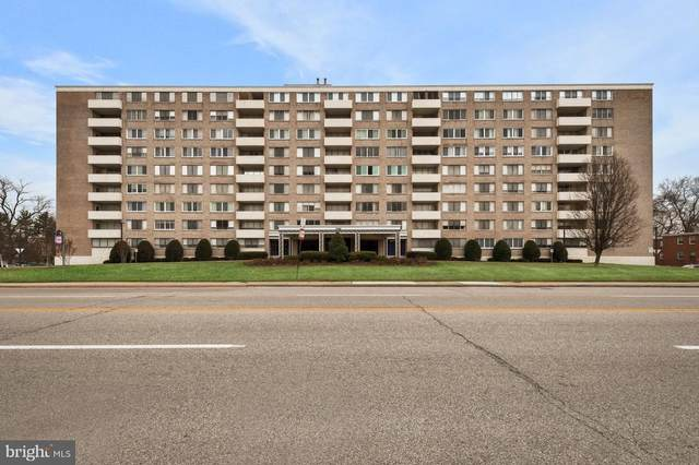 7111 Park Heights Avenue #705, BALTIMORE, MD 21215 (#MDBA517698) :: The Putnam Group