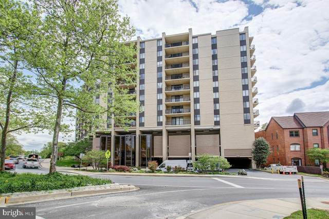 4242 East West Highway #1002, CHEVY CHASE, MD 20815 (#MDMC717238) :: Ultimate Selling Team