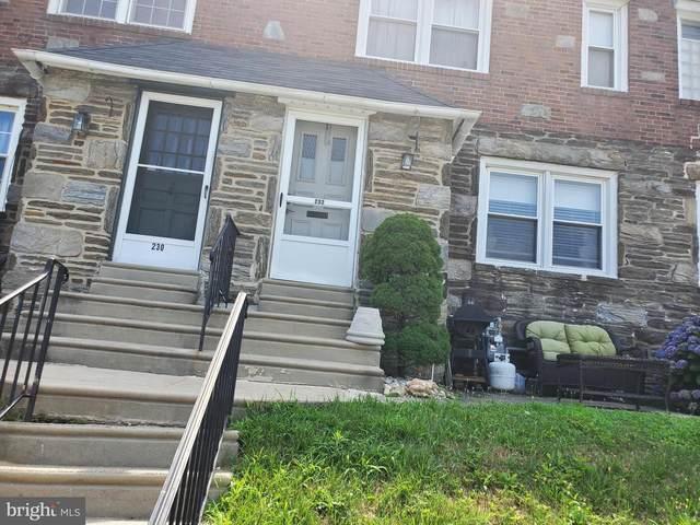 232 W Bayberry Avenue, UPPER DARBY, PA 19082 (#PADE523086) :: John Lesniewski | RE/MAX United Real Estate