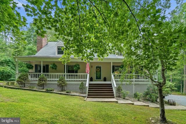 4196 Deepwoods Drive, GOLDVEIN, VA 22720 (#VAFQ166428) :: Century 21 Dale Realty Co