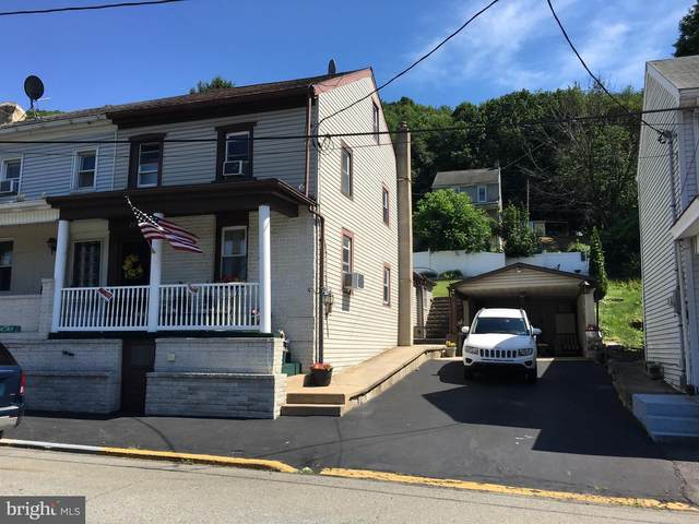 220 W Bacon Street, POTTSVILLE, PA 17901 (#PASK131568) :: The Jim Powers Team