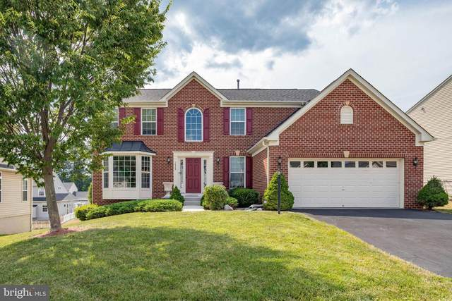 16365 Topsail Lane, WOODBRIDGE, VA 22191 (#VAPW500274) :: The Licata Group/Keller Williams Realty