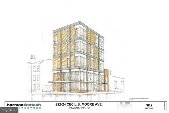 222-24 Cecil B Moore Avenue, PHILADELPHIA, PA 19122 (#PAPH917210) :: The Denny Lee Team