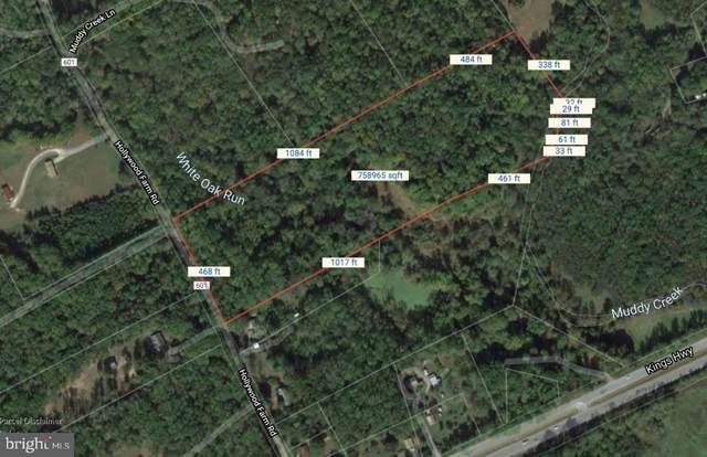 0 Muddy Creek, FREDERICKSBURG, VA 22405 (#VAST224054) :: Debbie Dogrul Associates - Long and Foster Real Estate