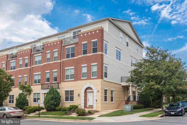 19418 Coppermine Square, LEESBURG, VA 20176 (#VALO416824) :: Debbie Dogrul Associates - Long and Foster Real Estate