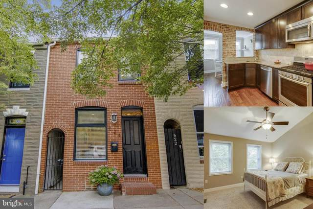 624 S Montford Avenue, BALTIMORE, MD 21224 (#MDBA517836) :: Jim Bass Group of Real Estate Teams, LLC