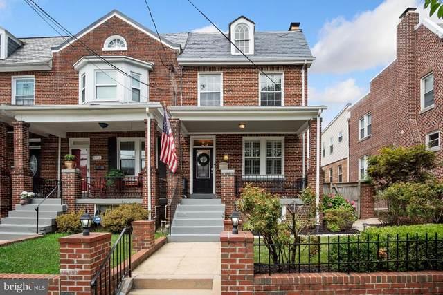 5714 5TH Street NW, WASHINGTON, DC 20011 (#DCDC478452) :: LoCoMusings