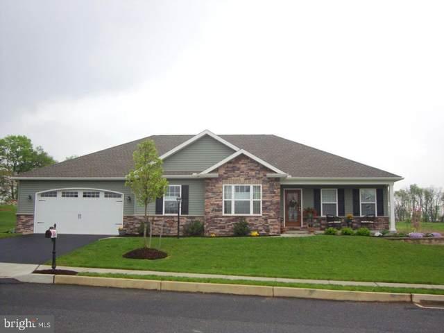 301 Marie Drive, MECHANICSBURG, PA 17050 (#PACB125974) :: Blackwell Real Estate