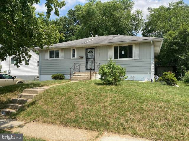 2510 Senator Avenue, DISTRICT HEIGHTS, MD 20747 (#MDPG575286) :: ExecuHome Realty